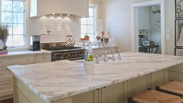 Plan de travail cuisine en marbre prix sofag for Prix plan de travail ceramique