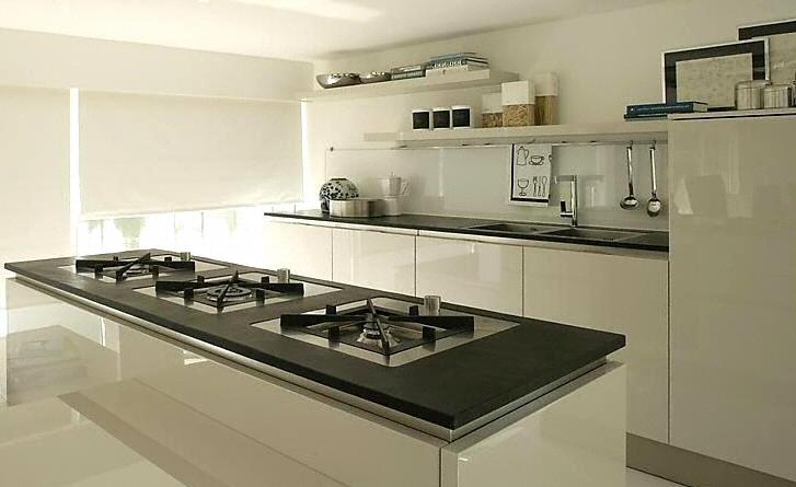 Plan de travail cuisine ardoise sofag for Accessoires pour cuisine moderne