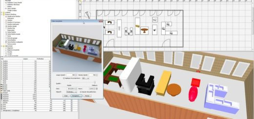 logiciel gratuit cuisine 3d good logiciel interieur. Black Bedroom Furniture Sets. Home Design Ideas
