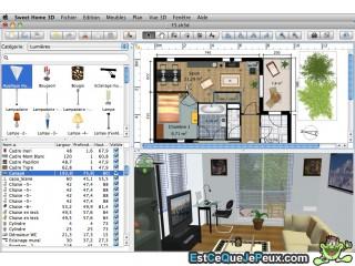 logiciel plan de maison 3d gratuit sofag. Black Bedroom Furniture Sets. Home Design Ideas