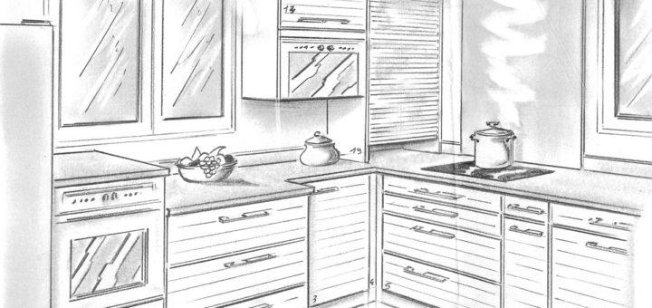 Dessiner une cuisine sofag for Dessiner une cuisine en 3d