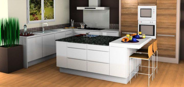 Concevoir cuisine en 3d sofag for Configurer sa cuisine 3d