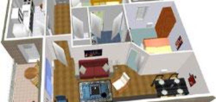 Logiciel Maison 3D Gratuit Francais. Logiciel D Cuisine Gratuit