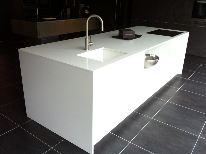 plan de travail en silestone sofag. Black Bedroom Furniture Sets. Home Design Ideas