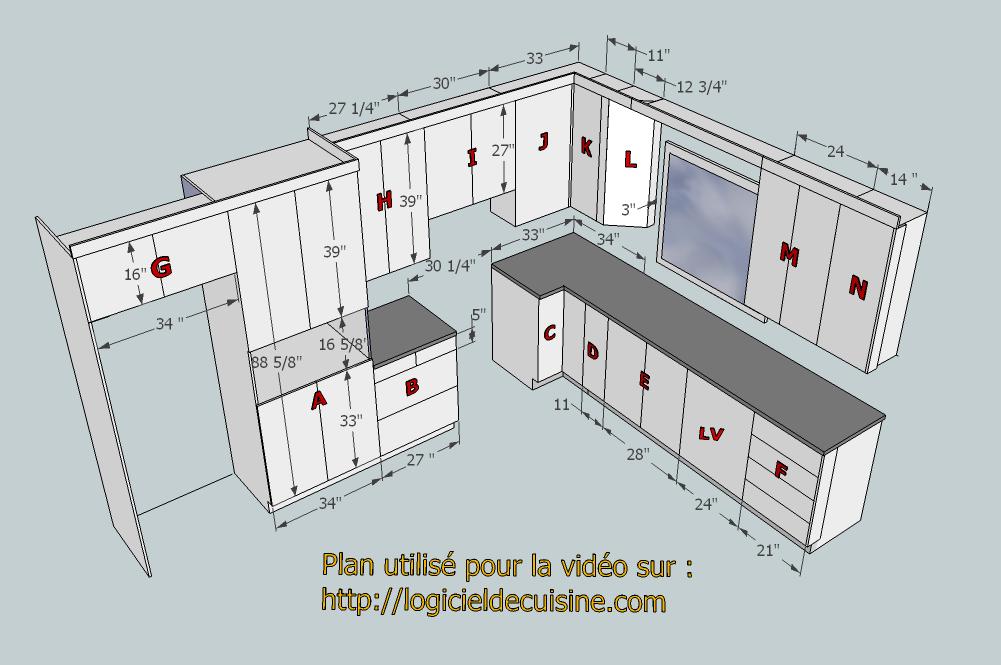 Logiciel Conception Cuisine 3d Sofag