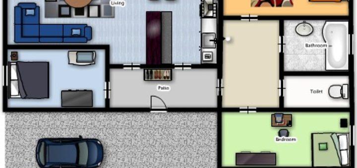 Logiciel plan appartement gratuit sofag for Logiciel 3d cuisine gratuit francais