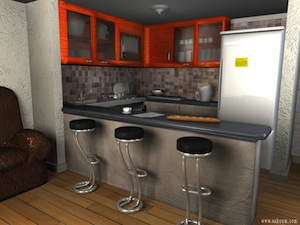 conception cuisine 3d gratuit sofag. Black Bedroom Furniture Sets. Home Design Ideas