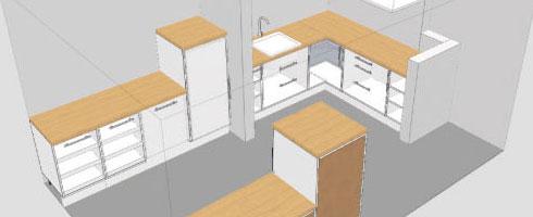 Logiciel cuisine gratuit sofag for Faire une cuisine en 3d