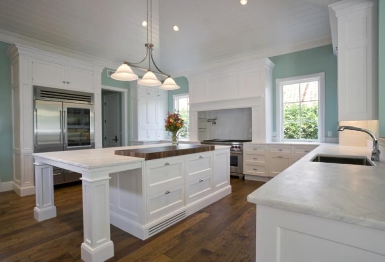 cuisine marbre blanc sofag. Black Bedroom Furniture Sets. Home Design Ideas