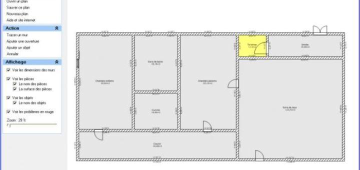 logiciel gratuit pour dessiner sa maison - Logiciel Pour Creer Sa Maison Gratuit