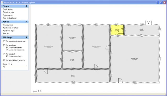 Comment dessiner une cuisine elegant dessin cuisine saint for Dessiner plan maison ikea