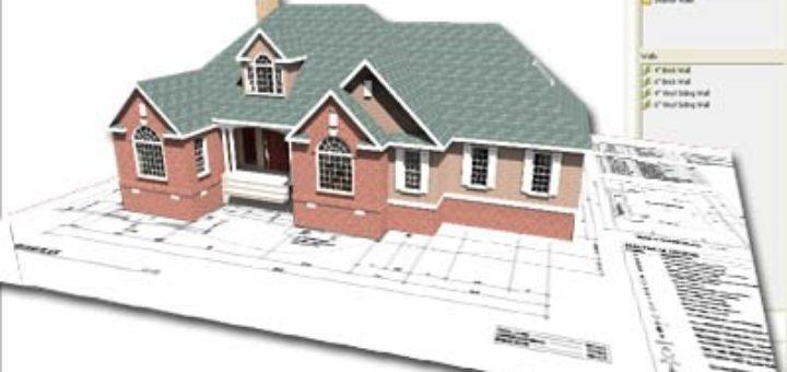 Plan de maison logiciel sofag for Logiciel plans de maison