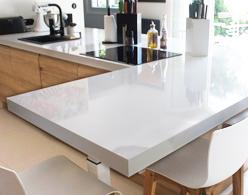 plan de travail blanc pas cher sofag. Black Bedroom Furniture Sets. Home Design Ideas