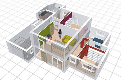 Cr er sa maison en 3d gratuit en ligne sofag for Creer maison 3d gratuit