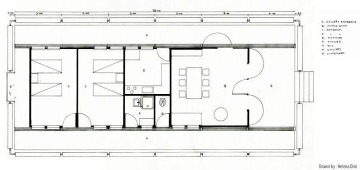 Plan de maison tropicale sofag for Plan maison tropicale gratuit