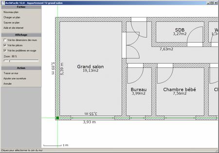 Logiciel plan maison sofag for Logiciel gratuit pour decoration interieur