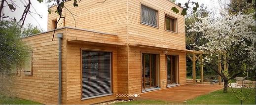 constructeur maison bioclimatique sofag. Black Bedroom Furniture Sets. Home Design Ideas