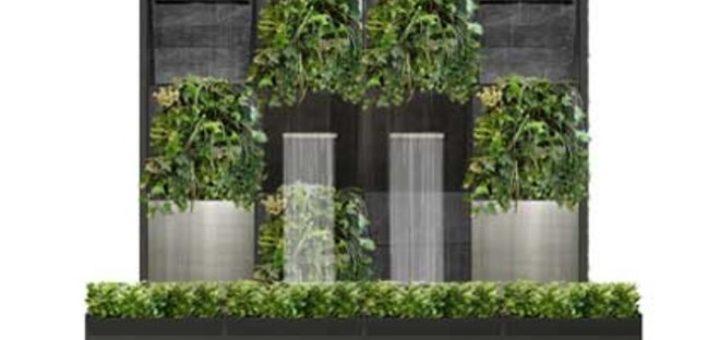 amazing mur vegetal exterieur a faire soi meme with mur vegetal exterieur. Black Bedroom Furniture Sets. Home Design Ideas