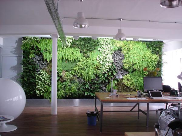 mur v g tal int rieur sans entretien sofag. Black Bedroom Furniture Sets. Home Design Ideas