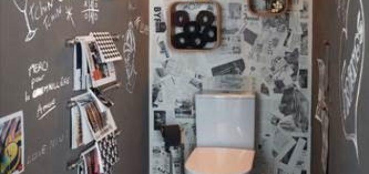 Toilette Original Deco. Trendy Idees De Design De Maison Deco ...