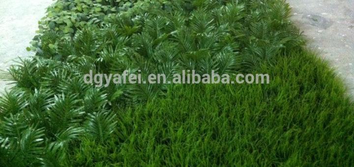Faux mur végétal - sofag