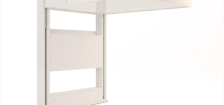 lit au plafond electrique lit suspendu electrique lit escamotable with lit au plafond. Black Bedroom Furniture Sets. Home Design Ideas