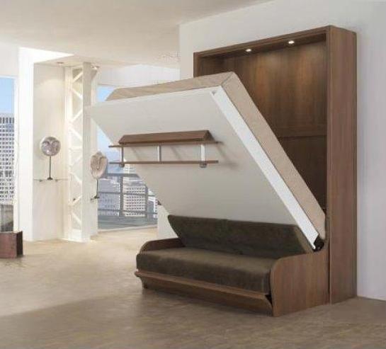 meuble convertible en lit sofag. Black Bedroom Furniture Sets. Home Design Ideas