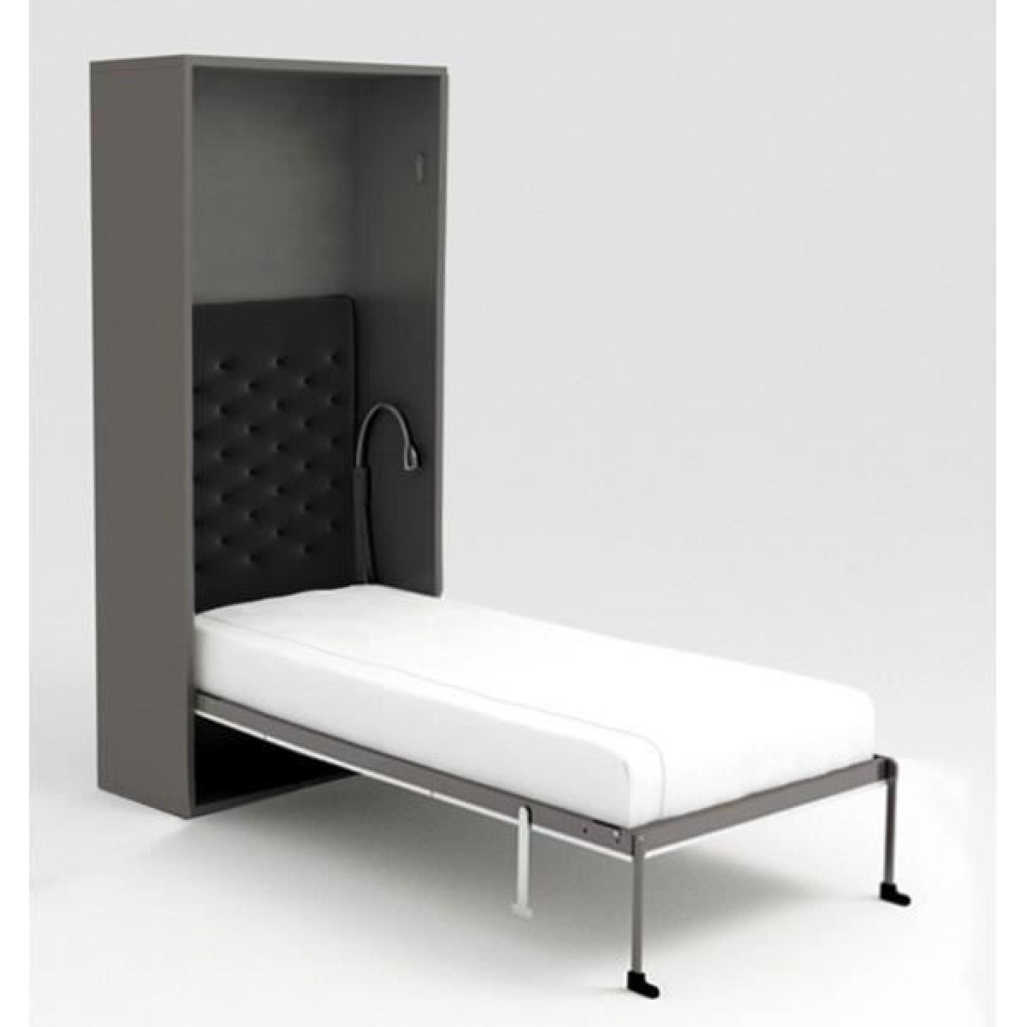 lit escamotable 1 personne pas cher sofag. Black Bedroom Furniture Sets. Home Design Ideas