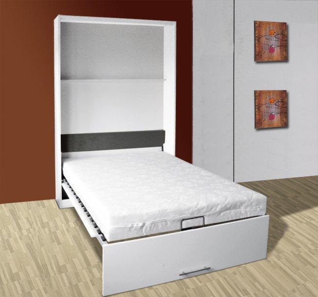 lit pliable contre le mur sofag. Black Bedroom Furniture Sets. Home Design Ideas