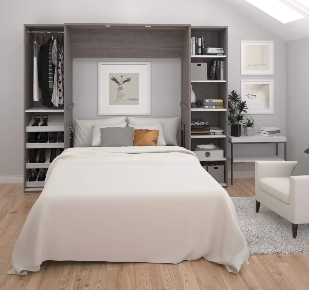 lit encastre fabulous debut with lit encastre top il vous montre comment fabriquer un lit. Black Bedroom Furniture Sets. Home Design Ideas