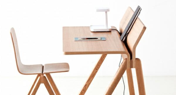 fauteuil bureau design scandinave sofag. Black Bedroom Furniture Sets. Home Design Ideas