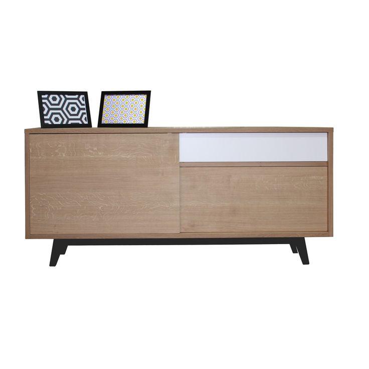 buffet vintage style scandinave sofag. Black Bedroom Furniture Sets. Home Design Ideas