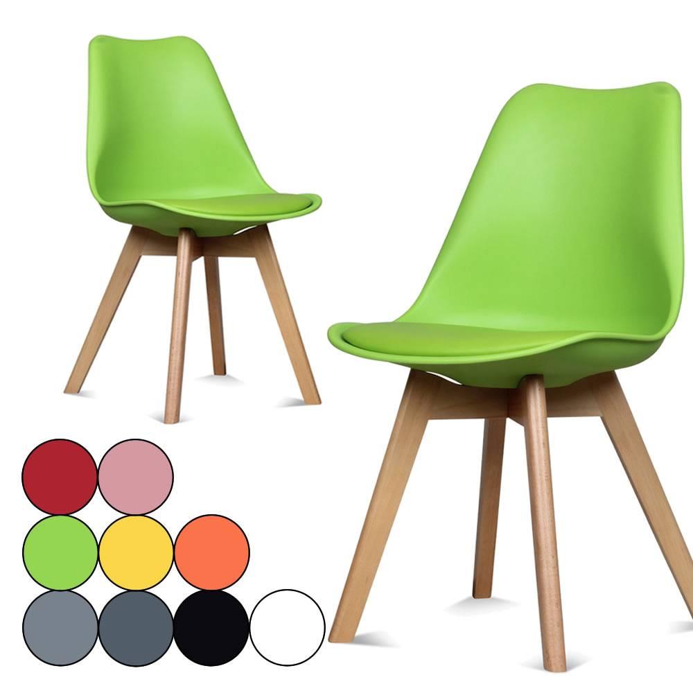 chaise scandinave de couleur sofag. Black Bedroom Furniture Sets. Home Design Ideas