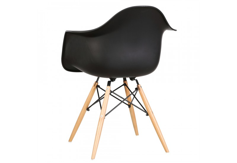 Chaise Scandinave Noir Sofag - Chaises fauteuil scandinaves