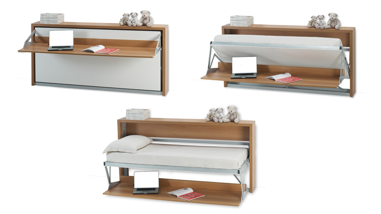 lit mural enfant sofag. Black Bedroom Furniture Sets. Home Design Ideas