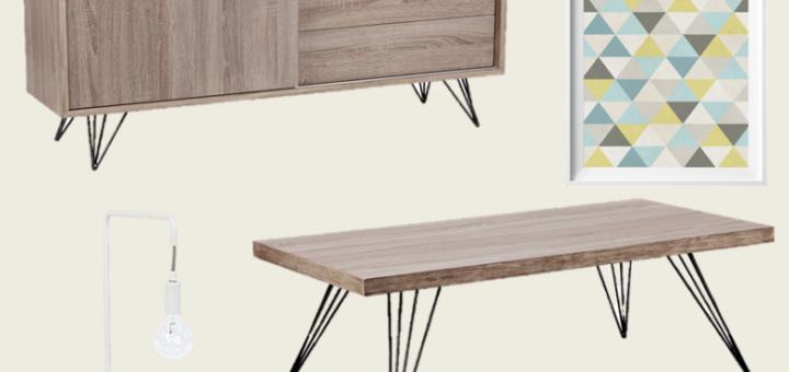 Scandinave style meubles sofag