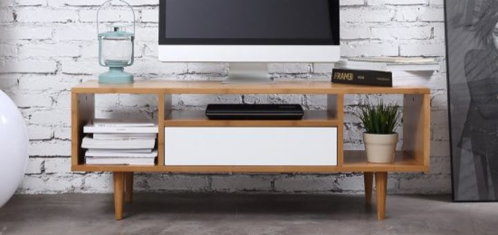 Meuble tv scandinave design - sofag