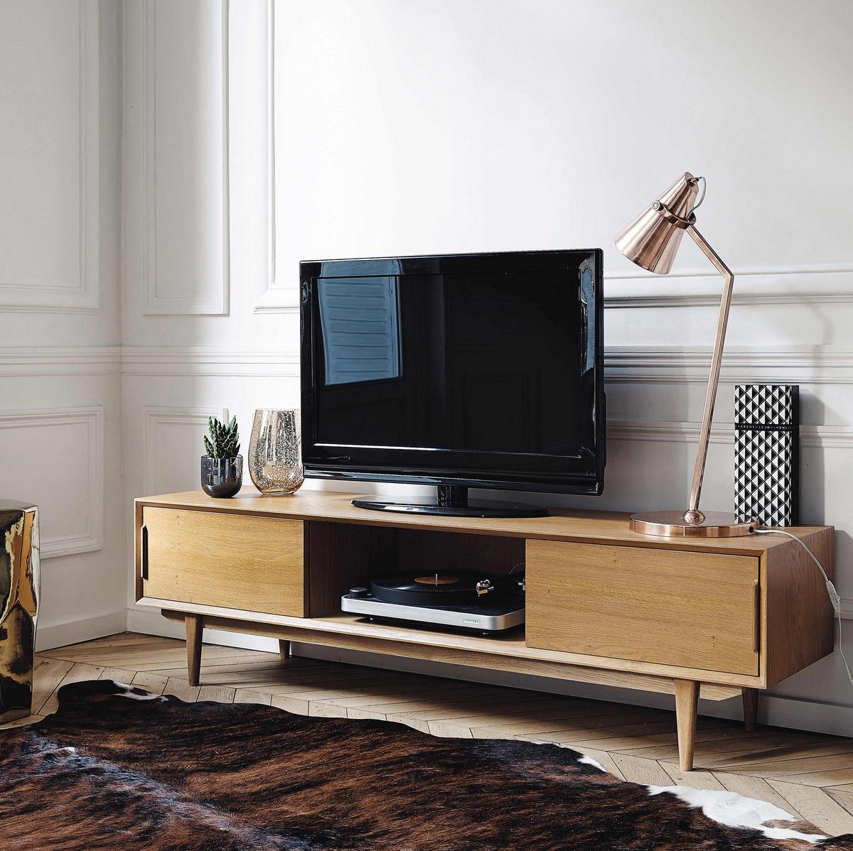 meuble tv vintage scandinave sofag. Black Bedroom Furniture Sets. Home Design Ideas