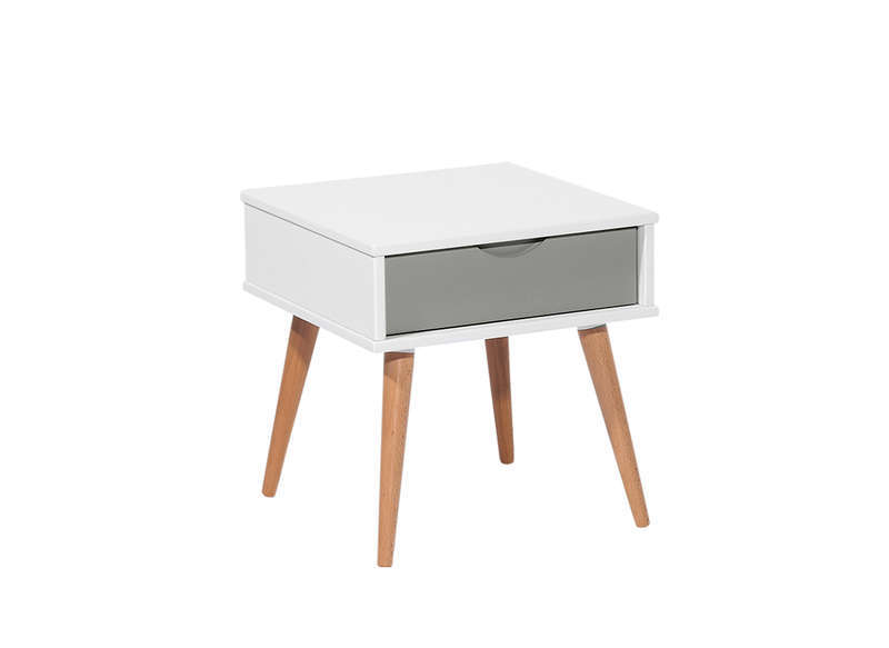 Table de chevet design scandinave sofag - Table de chevet blanche pas cher ...