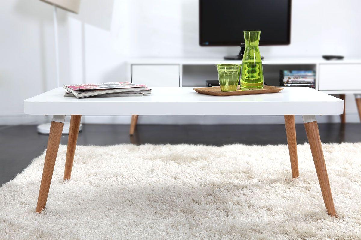 Table basse style suedois sofag Table style suedois