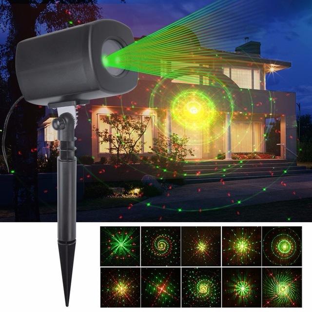 Projecteur lumiere sur maison sofag for Projecteur lumiere maison