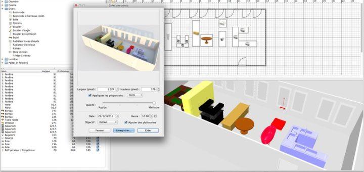 logiciel gratuit architecture maison sofag. Black Bedroom Furniture Sets. Home Design Ideas