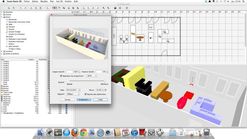 Logiciel gratuit architecture maison sofag for Logiciel gratuit architecture