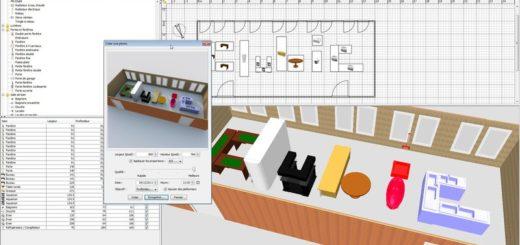 Logiciel dessin maison 3d gratuit francais sofag for Logiciel 3d cuisine gratuit francais
