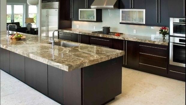 plan de travail de cuisine en marbre sofag. Black Bedroom Furniture Sets. Home Design Ideas