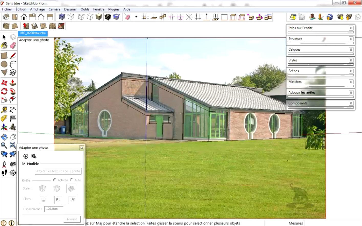 Logiciel gratuit de dessin 3d - Logiciel gratuit 3d maison ...