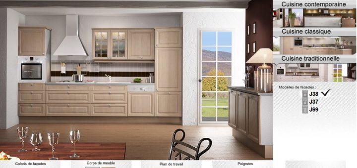 faire cuisine 3d sofag. Black Bedroom Furniture Sets. Home Design Ideas