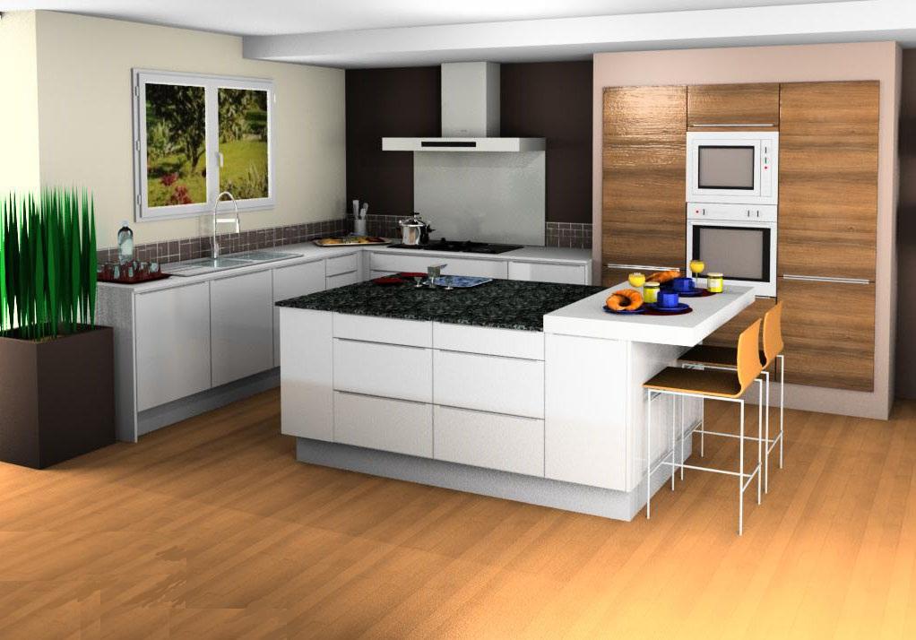 Dessiner plan cuisine 3d gratuit sofag - Faire sa cuisine en 3d gratuitement ...