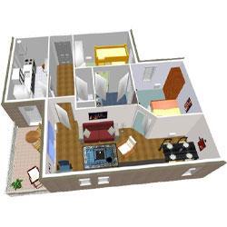 Logiciel de plan de maison 3d gratuit sofag - Logiciel dessin maison 3d gratuit francais ...