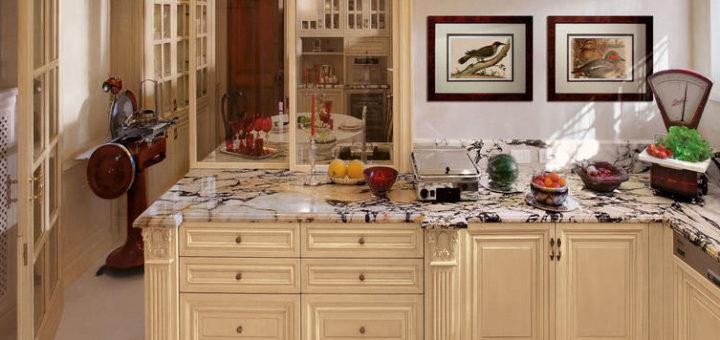 plaque de marbre pour cuisine sofag. Black Bedroom Furniture Sets. Home Design Ideas